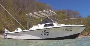 fishing charters in playa ocotal for captains direct rates