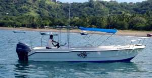 enjoy here your personal papagayo costa rica fishing charters