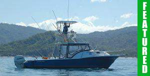 unforgettable tamarindo offshore fishing with villa thoga tours