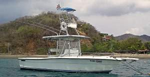 playa conchal costa rica fishing trips
