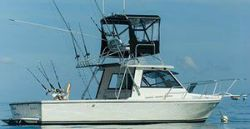 this boat guarantee the best fishing in tamarindo costa rica