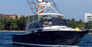 go out for fishing in playa grande with the osprey