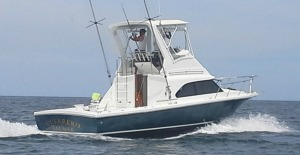 the very best boat for playa ocotal fishing trips
