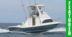 go with this beautiful boat to fly fishing tamarindo costa rica