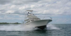 the coyote tres is one of the best fishing boats tamarindo has to offer