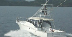 go deep sea fishing flamingo beach costa rica with us
