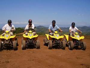 atv tours tamarindo costa rica