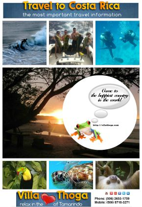 Free Ebook Travel Tips to Costa Rica