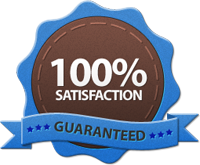 satisfaction guarantee for your fishing adventure