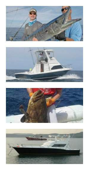 fishing trips from san jose costa rica